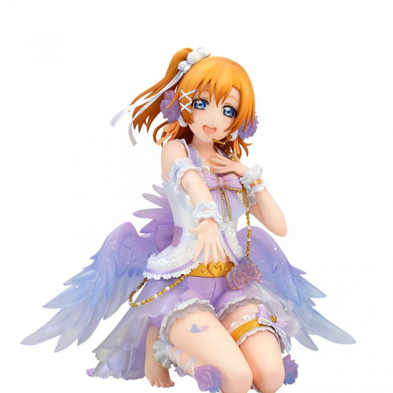 Love Live! School Idol Festival PVC Statue 1/7 Honoka Kosaka White Day Ver. 15 cm