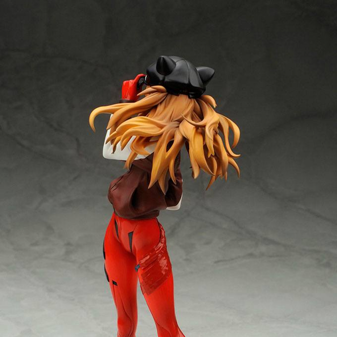 Evangelion 3.0 You Can (Not) Redo PVC Statue 1/7 Asuka Langley Shikinami Jersey Ver. Ami Ami EX