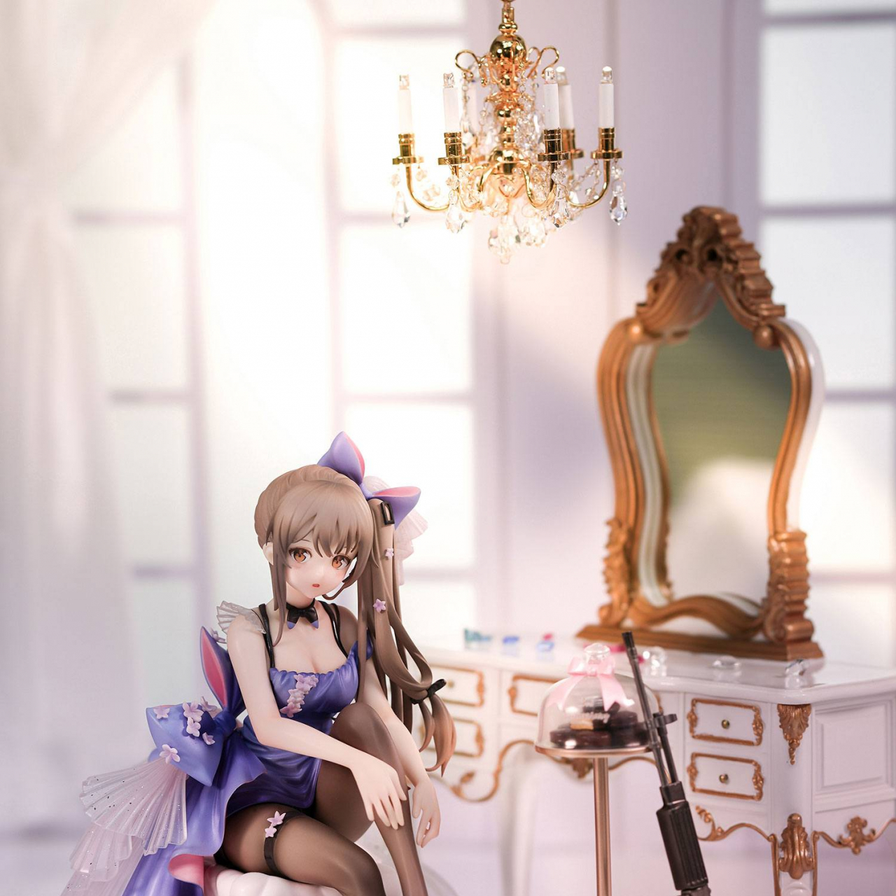 Girls Frontline Action Figure 1/7 K2 Before the Dawn Ver. 20 cm