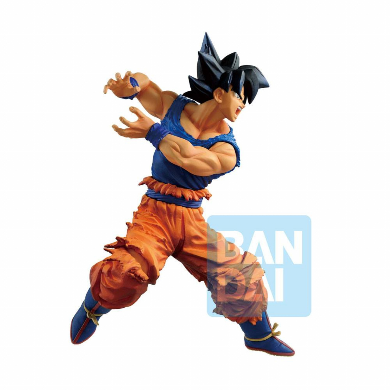 Dragon Ball Z - Dokkan Battle Ichibansho PVC Statue Son Goku (Ultra Instinct) 17 cm
