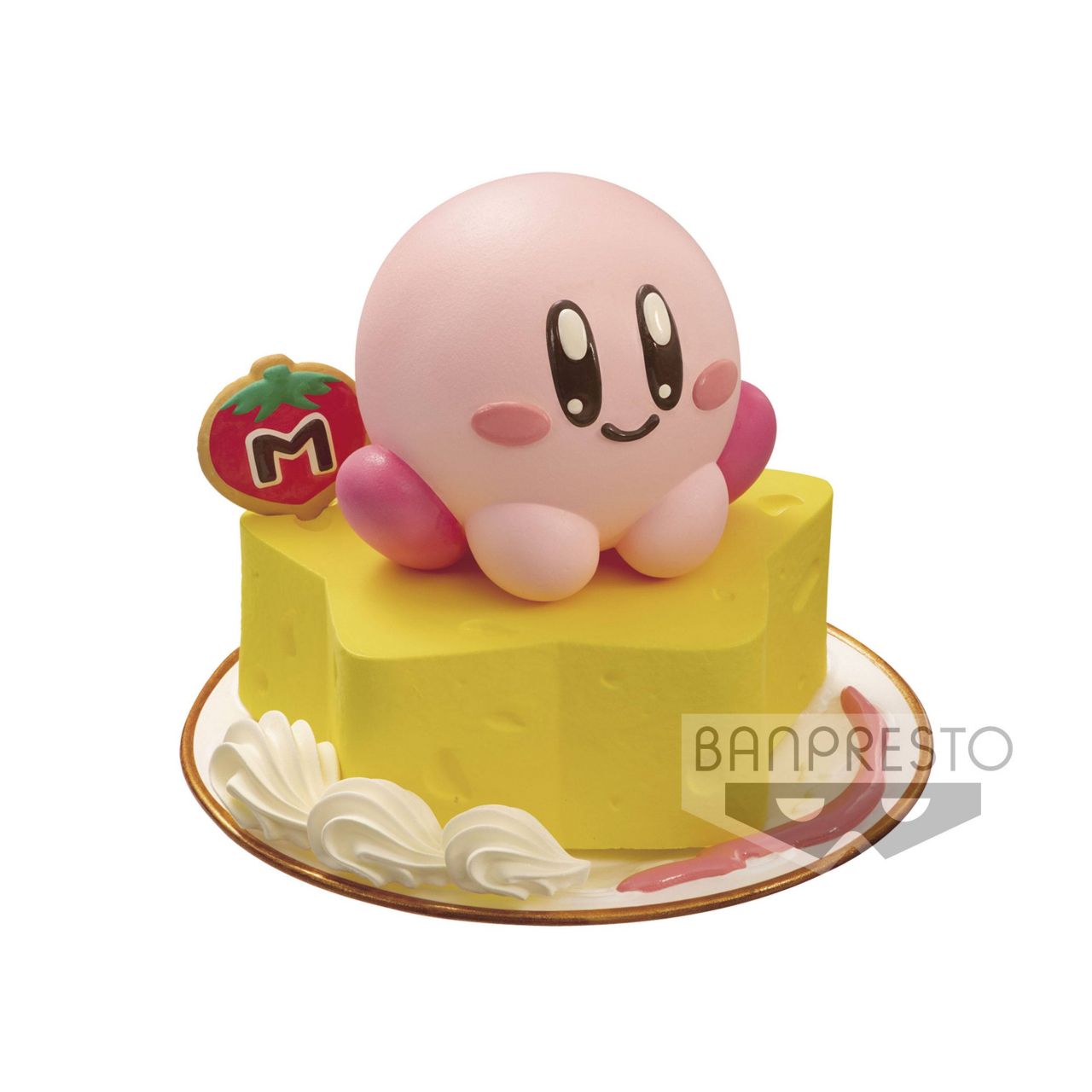 Kirby Paldolce Collection Mini Figure C: Kirby 6 cm