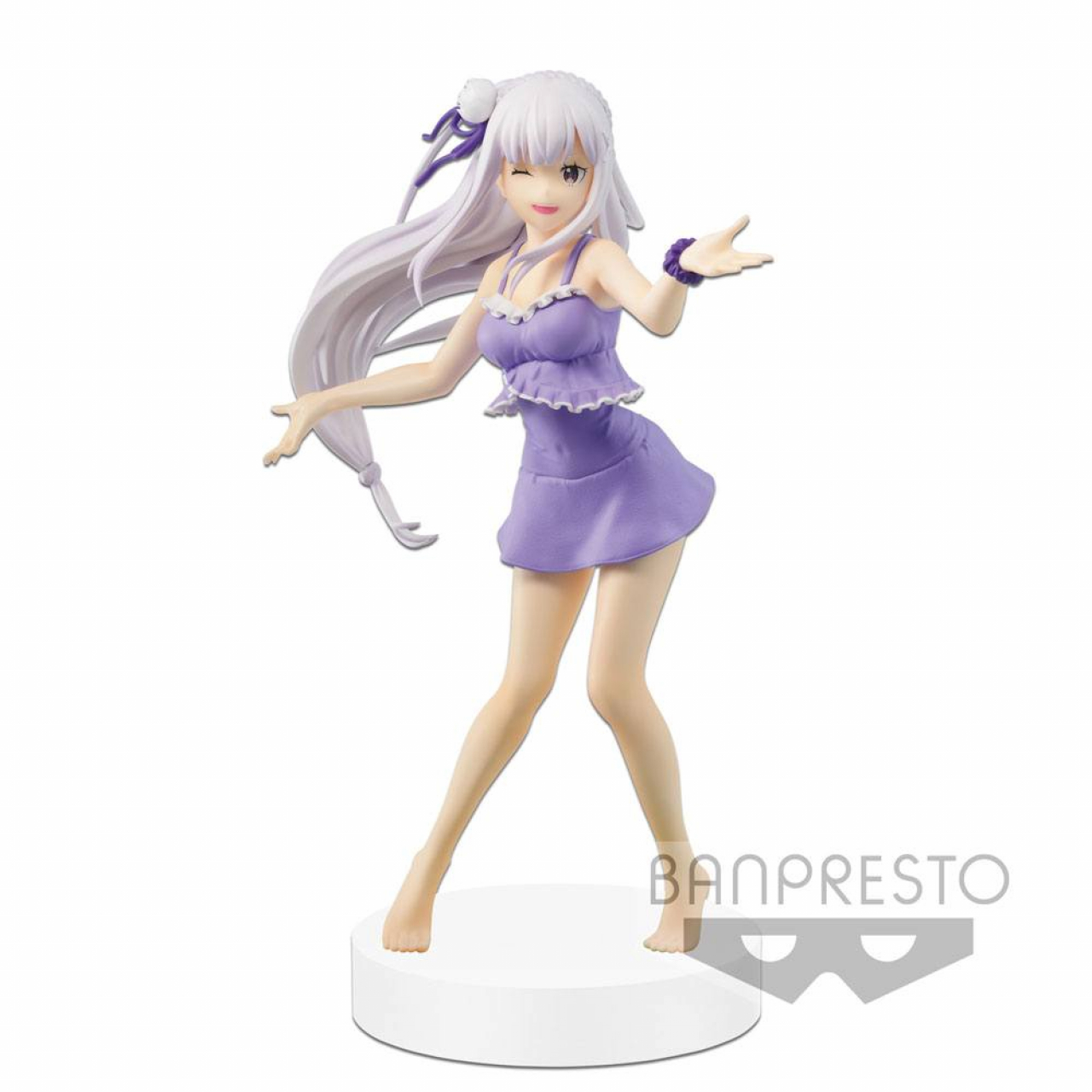 Re: Zero Starting Life in Another World EXQ PVC Statue Emilia 22 cm