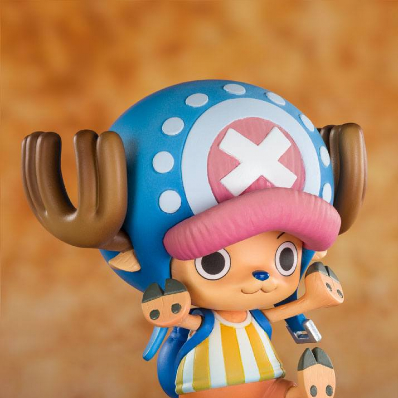 One Piece FiguartsZERO PVC Statue Cotton Candy Lover Chopper 7 cm