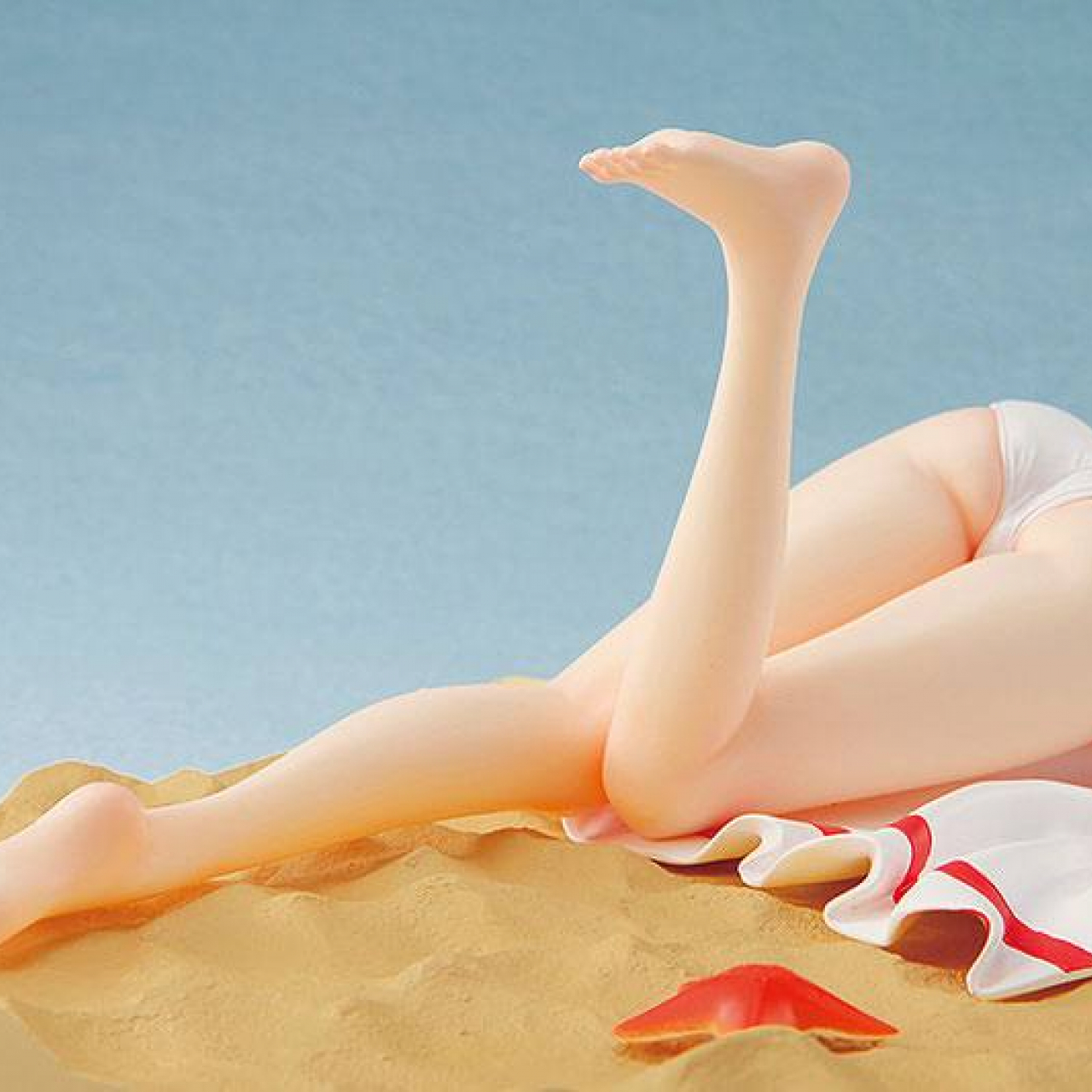 Sword Art Online PVC Statue 1/6 Asuna Vacation Mood Ver. 26 cm