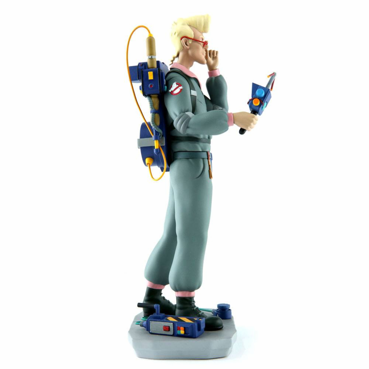 The Real Ghostbusters Statue Egon Spengler 25 cm