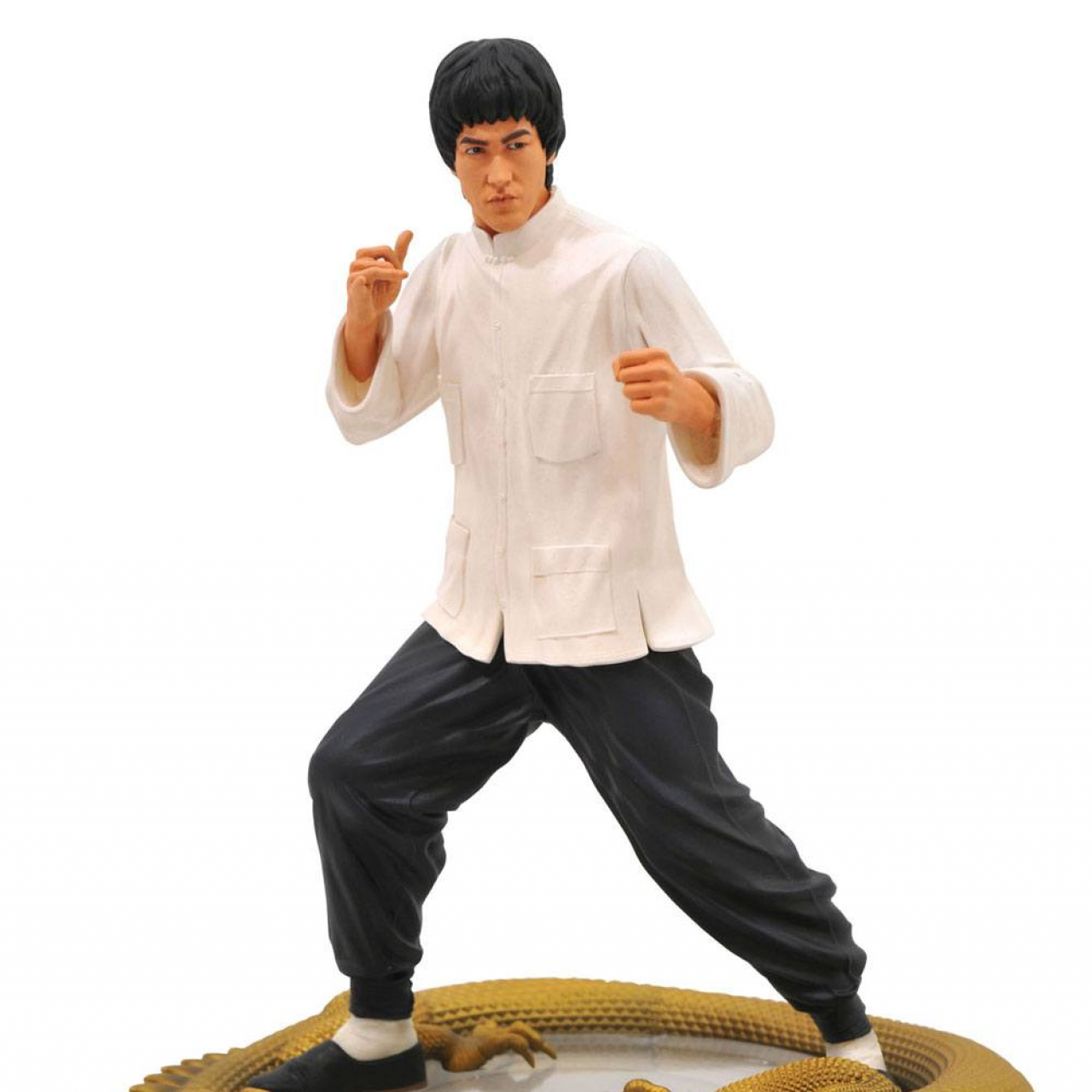Bruce Lee Premier Collection Statue 80th Birthday 28 cm