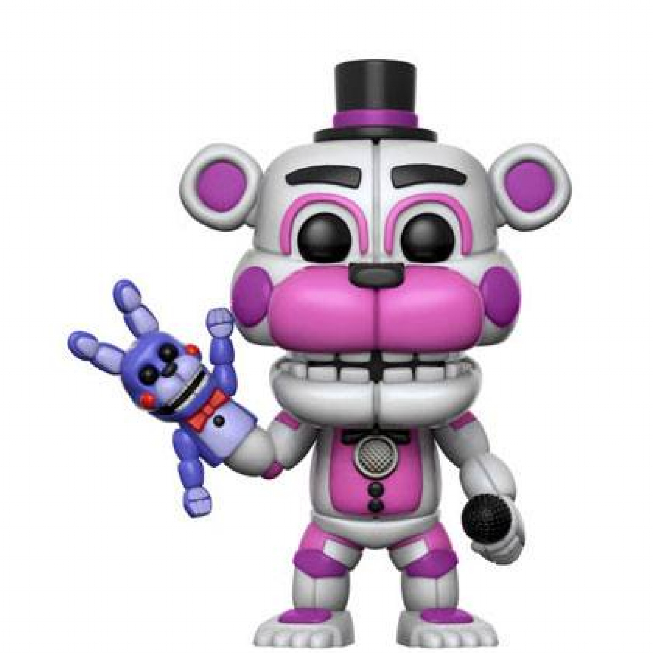 Five Nights at Freddy's Sister Location POP! Games Vinyl Figures Funtime Freddy 9 cm Assortment (6)