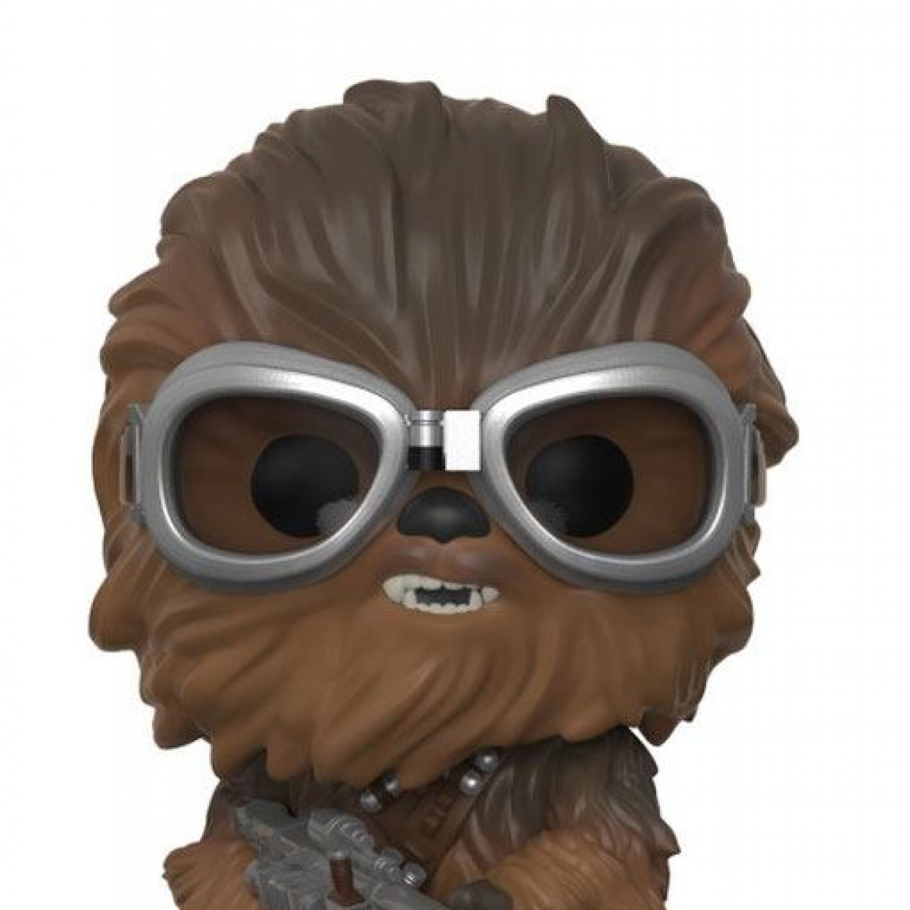 Star Wars Solo POP! Movies Vinyl Bobble-Head Chewbacca with Goggles 9 cm