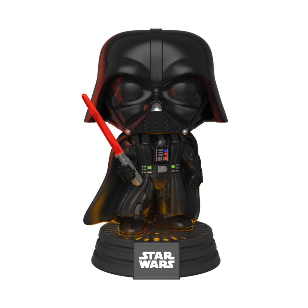 Star Wars Electronic POP! Movies Vinyl Figure with Sound & Light Up Darth Vader 9 cm