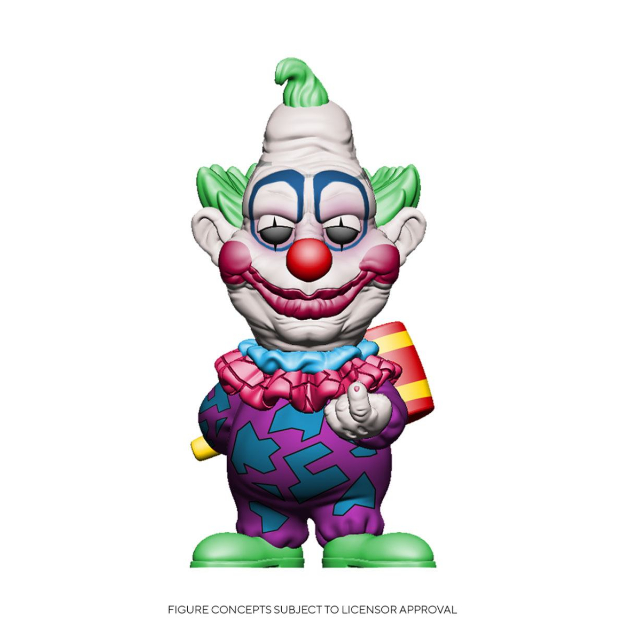 Killer Klowns from Outer Space POP! Movies Vinyl Figure Jumbo 9 cm