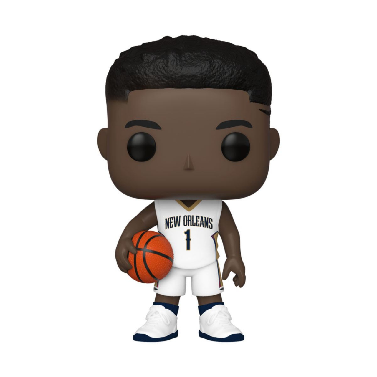 NBA POP! Sports Vinyl Figure Zion Williamson (New Orleans Pelicans) 9 cm
