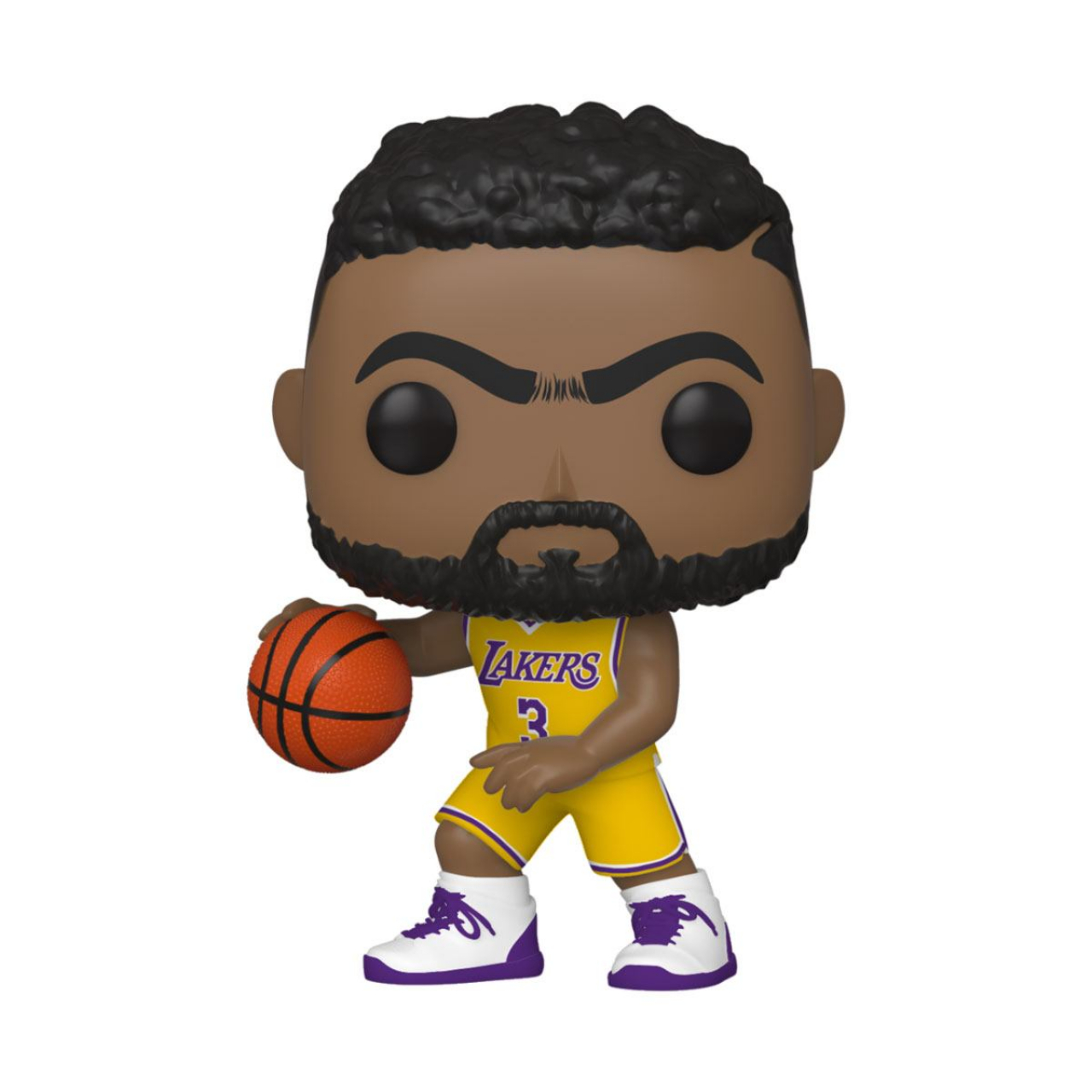 NBA POP! Sports Vinyl Figure Anthony Davis (Lakers) 9 cm