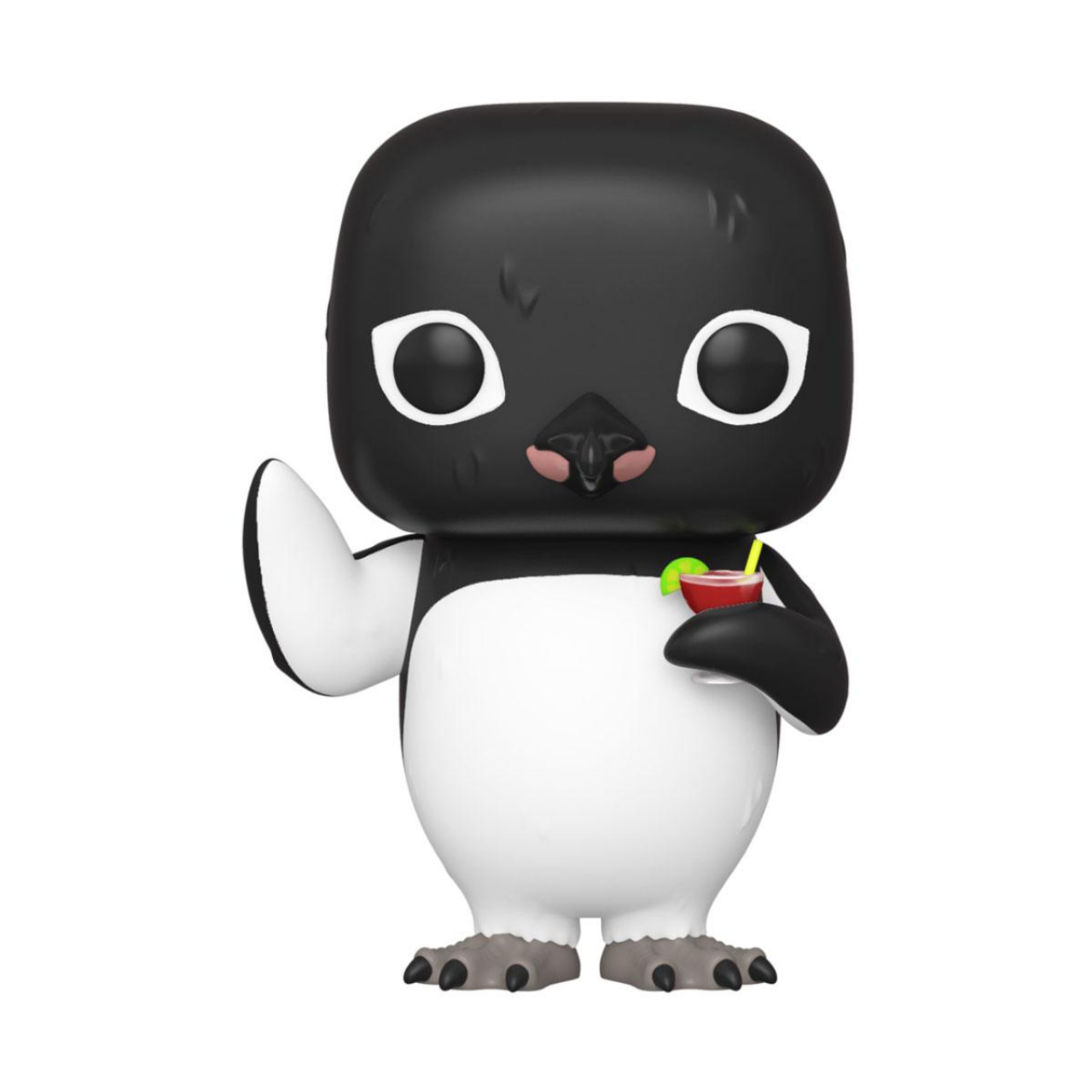 Billy Madison POP! Movies Vinyl Figure Penguin w/Cocktail 9 cm