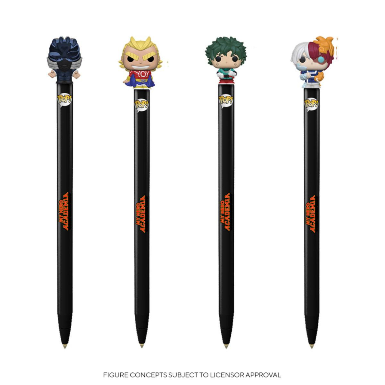 My Hero Academia POP! Homewares Pens with Toppers Display (16)