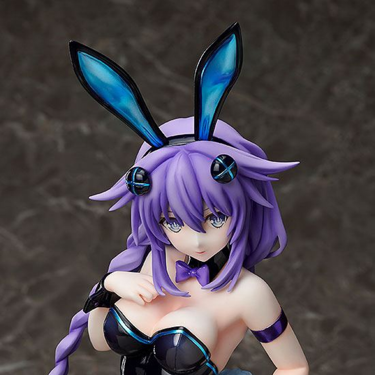 Hyperdimension Neptunia Statue 1/4 Purple Heart Bunny Version 47 cm
