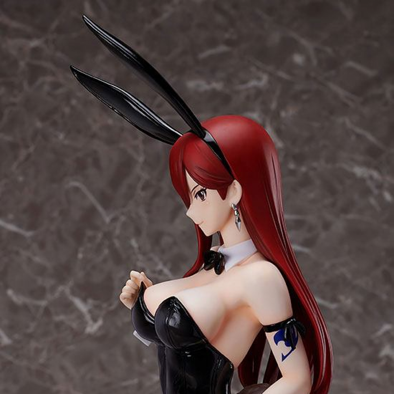 Fairy Tail PVC Statue 1/4 Erza Scarlet Bunny Ver. 48 cm