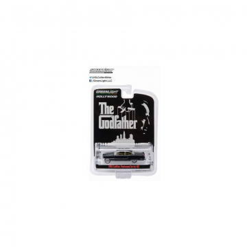 The Godfather Diecast Model 1/64 1955 Cadillac Fleetwood Series 60