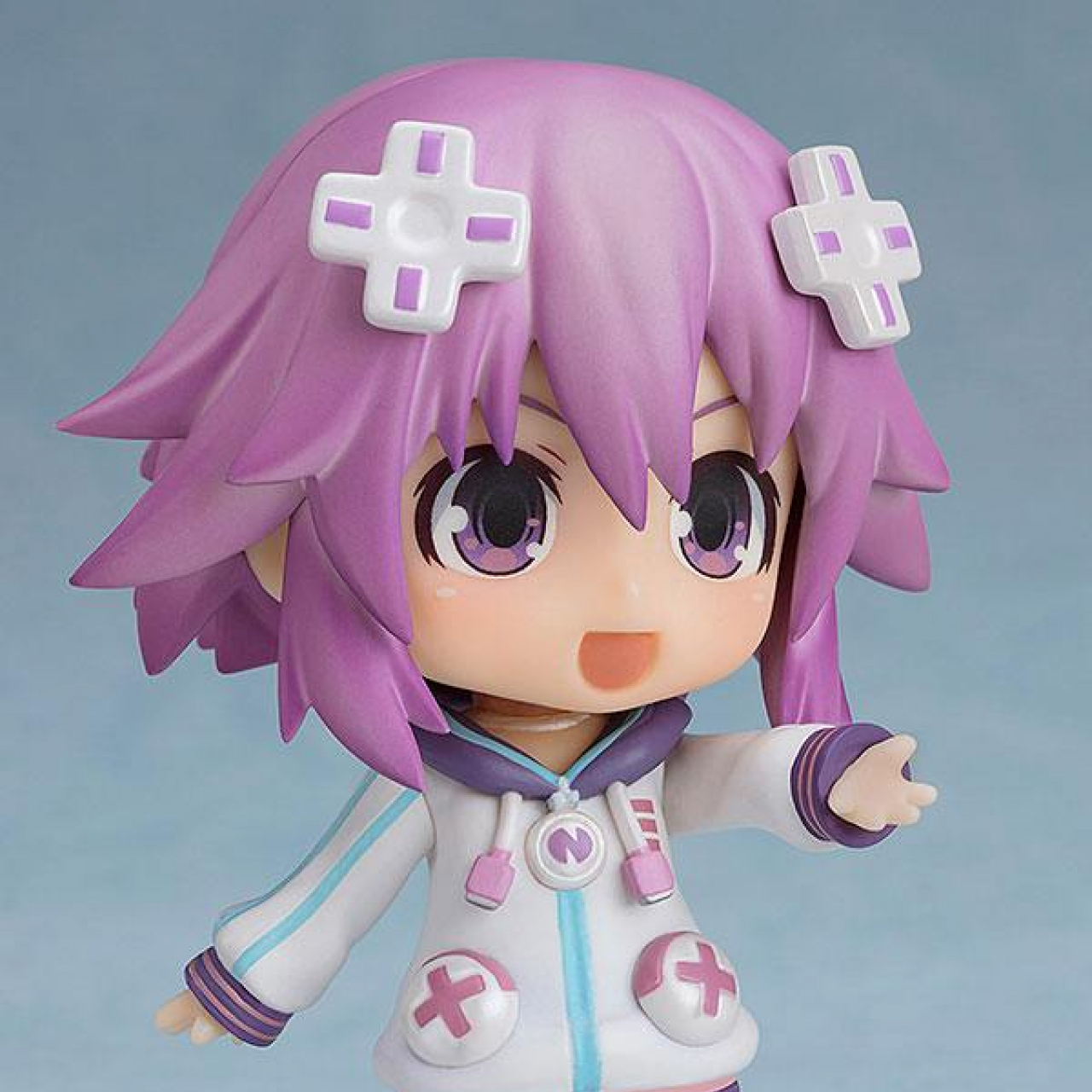 Hyperdimension Neptunia Nendoroid Action Figure Neptune 10th Anniversary Ver. 10 cm