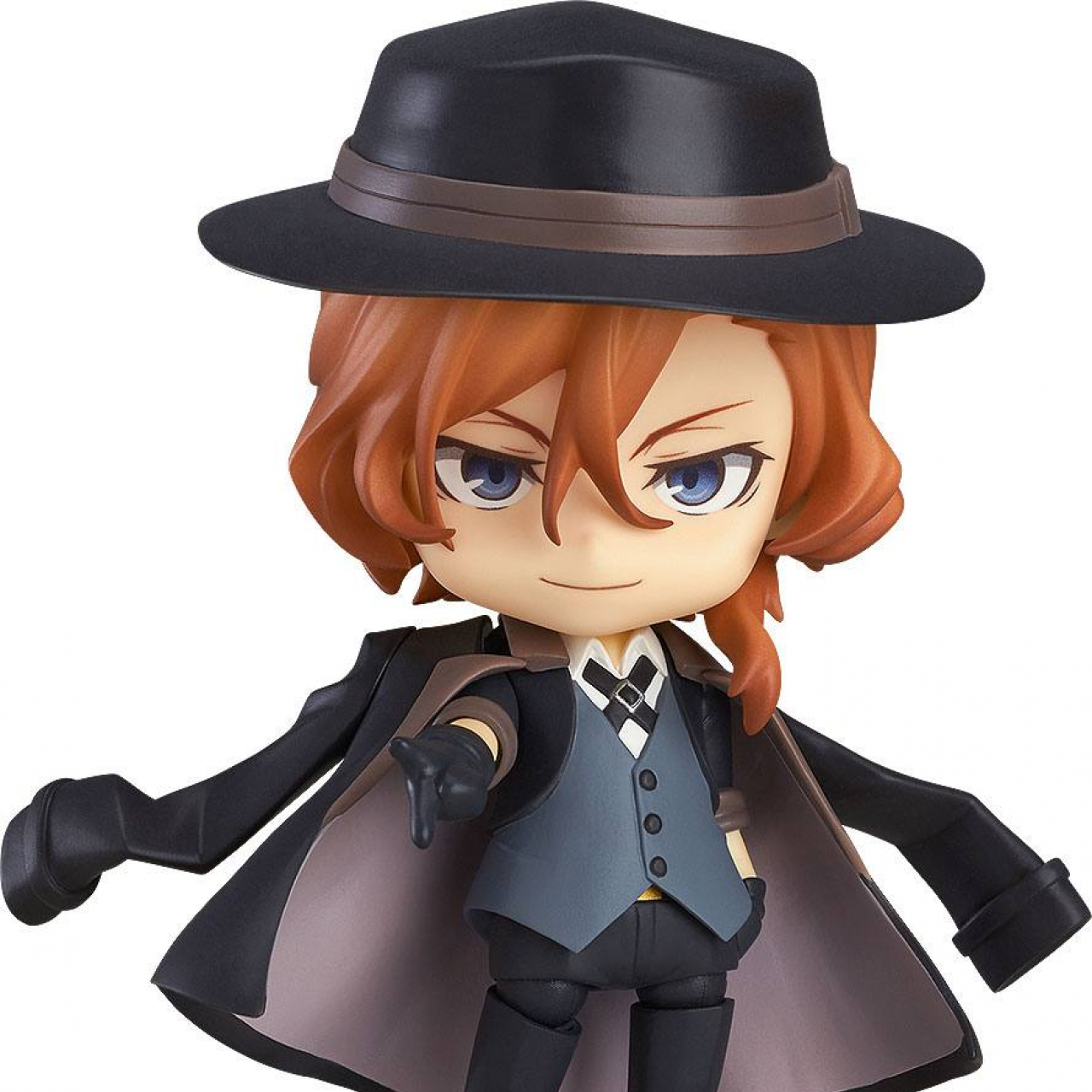 Bungo Stray Dogs Nendoroid Action Figure Chuya Nakahara 10 cm