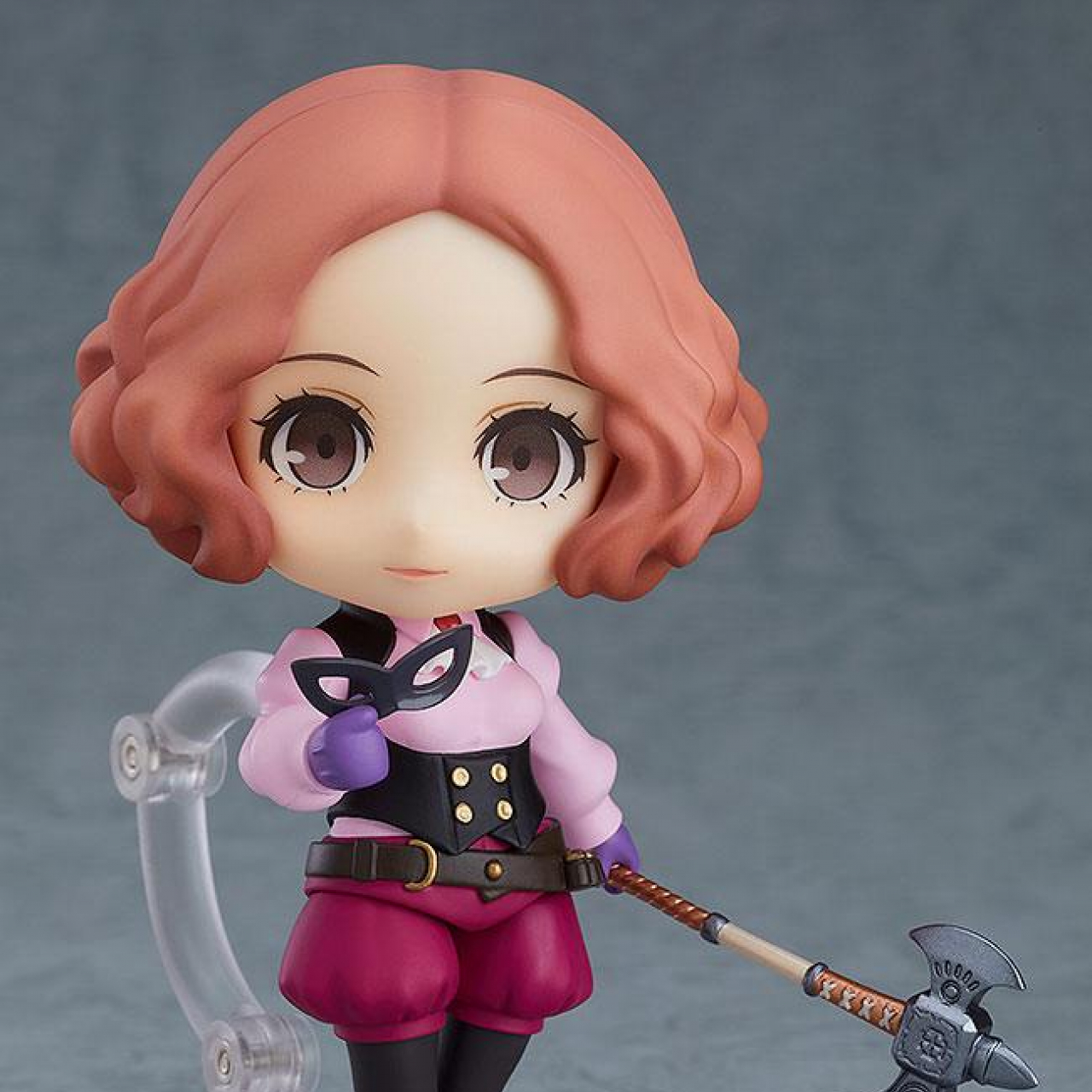 Persona 5 The Animation Nendoroid Action Figure Haru Okumura Phantom Thief Ver. 10 cm