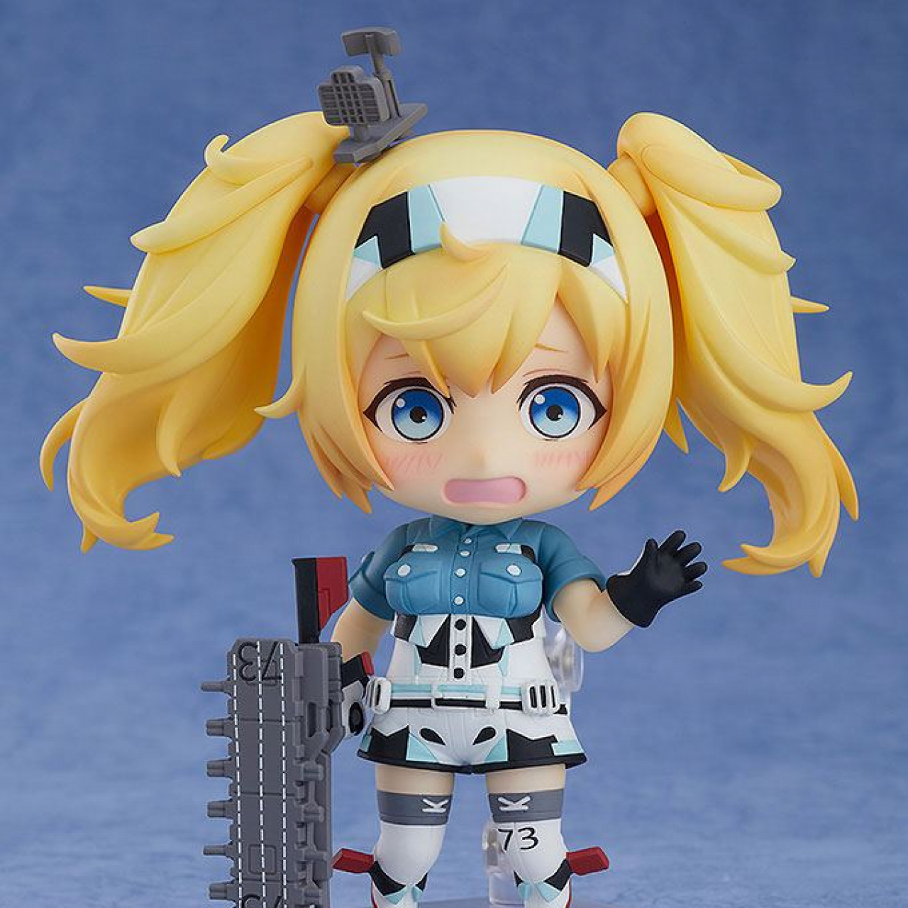 Kantai Collection Nendoroid Action Figure Gambier Bay 10 cm