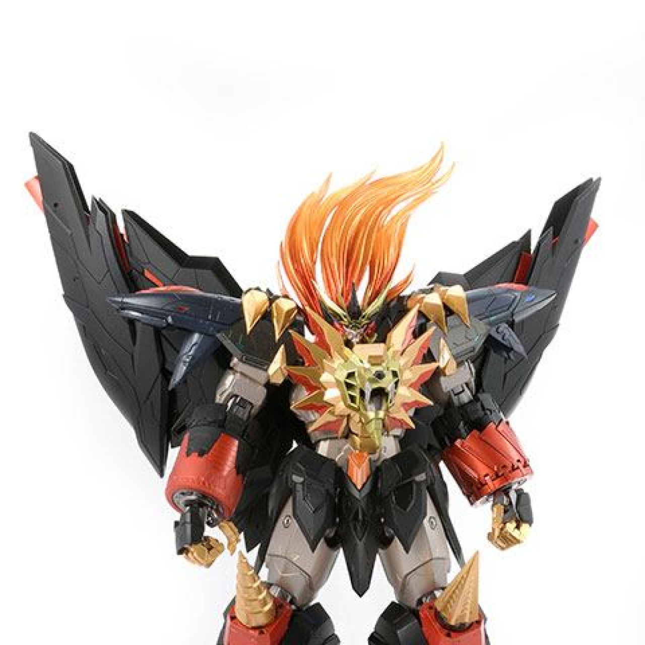 The King of Braves GaoGaiGar Final Amakuni Kizin Diecast Action Figure Genesic GaoGaiGar 24 cm