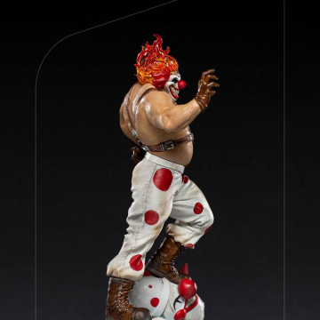 Twisted Metal Art Scale Statue 1/10 Sweet Tooth 27 cm