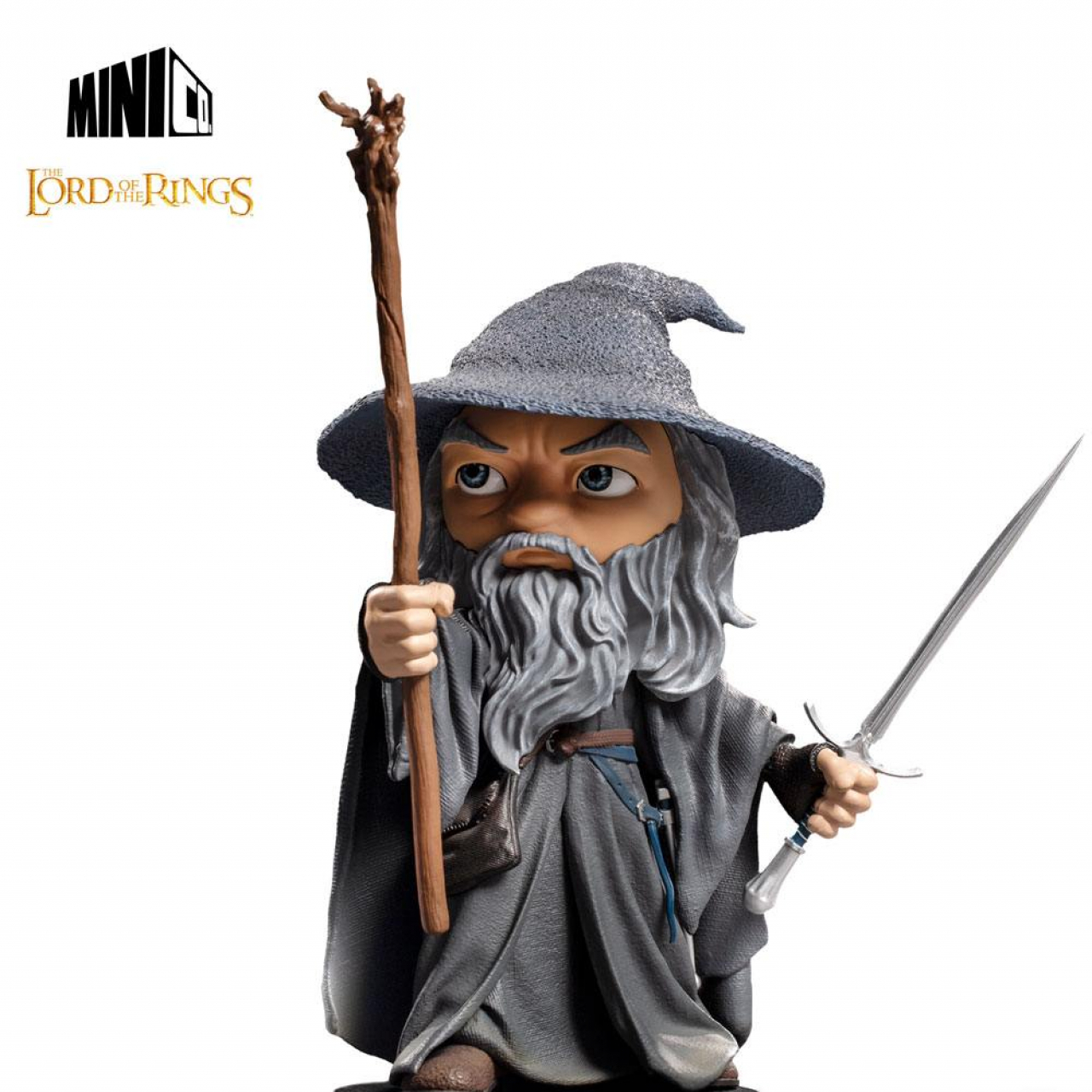 Lord of the Rings Mini Co. PVC Figure Gandalf 18 cm