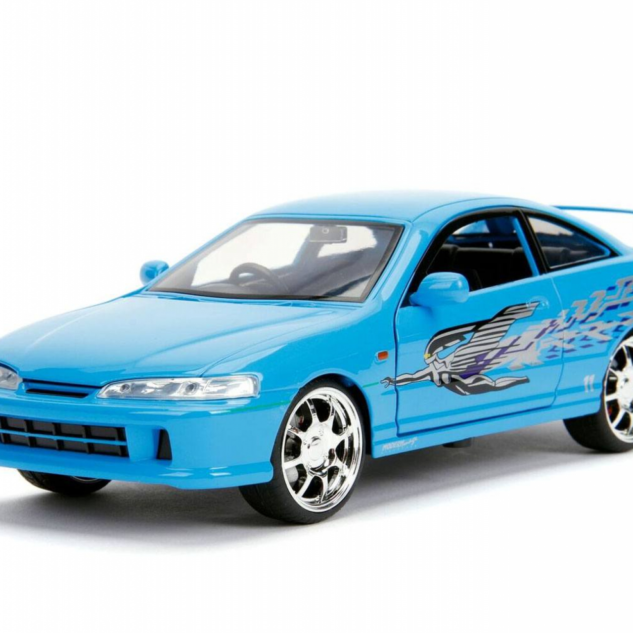 Fast & Furious 8 Diecast Model 1/24 Mia's 1995 Honda Integra Type R