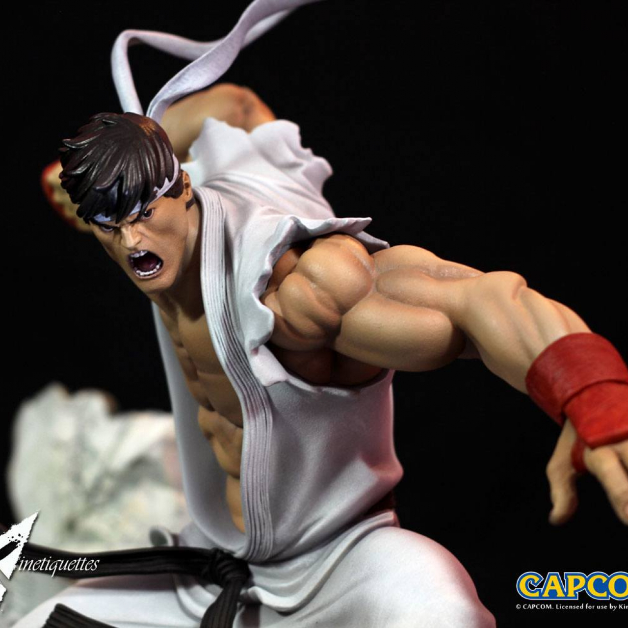 Street Fighter Battle of the Brothers Diorama 1/6 Ryu 45 cm