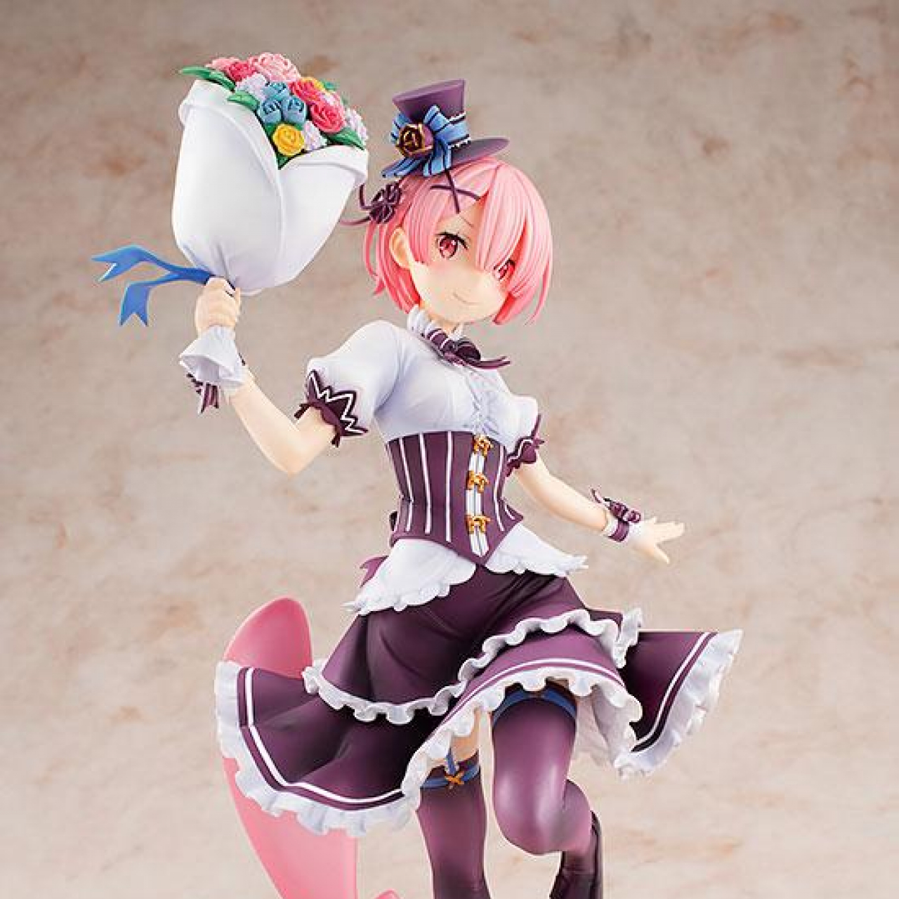 Re:ZERO -Starting Life in Another World- PVC Statue 1/7 Ram Birthday Ver. 25 cm