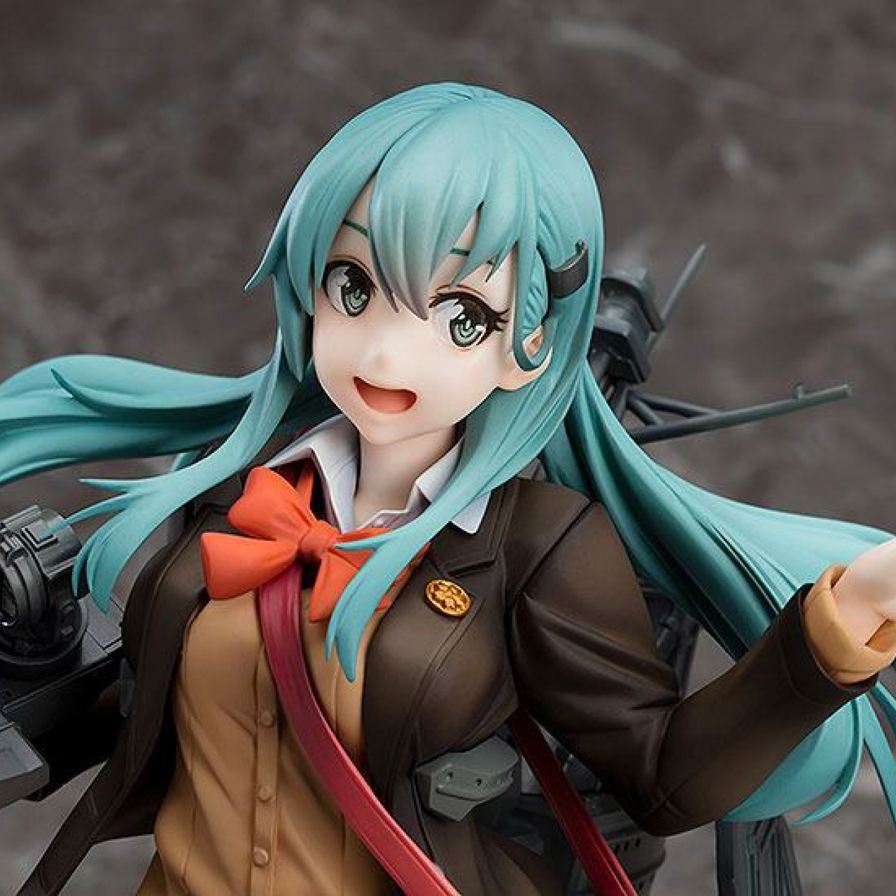 Kantai Collection: Suzuya Kai-II (23cm, 1/8 scale)