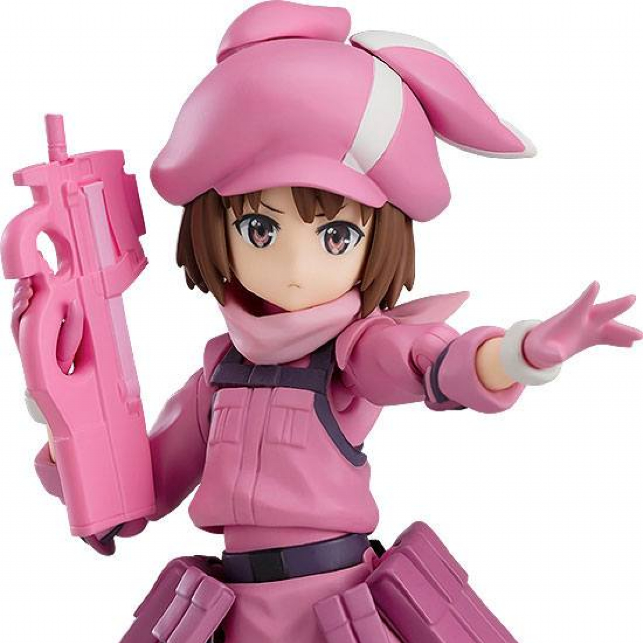 Sword Art Online Alternative: Gun Gale Online Figma Action Figure Llenn 12 cm