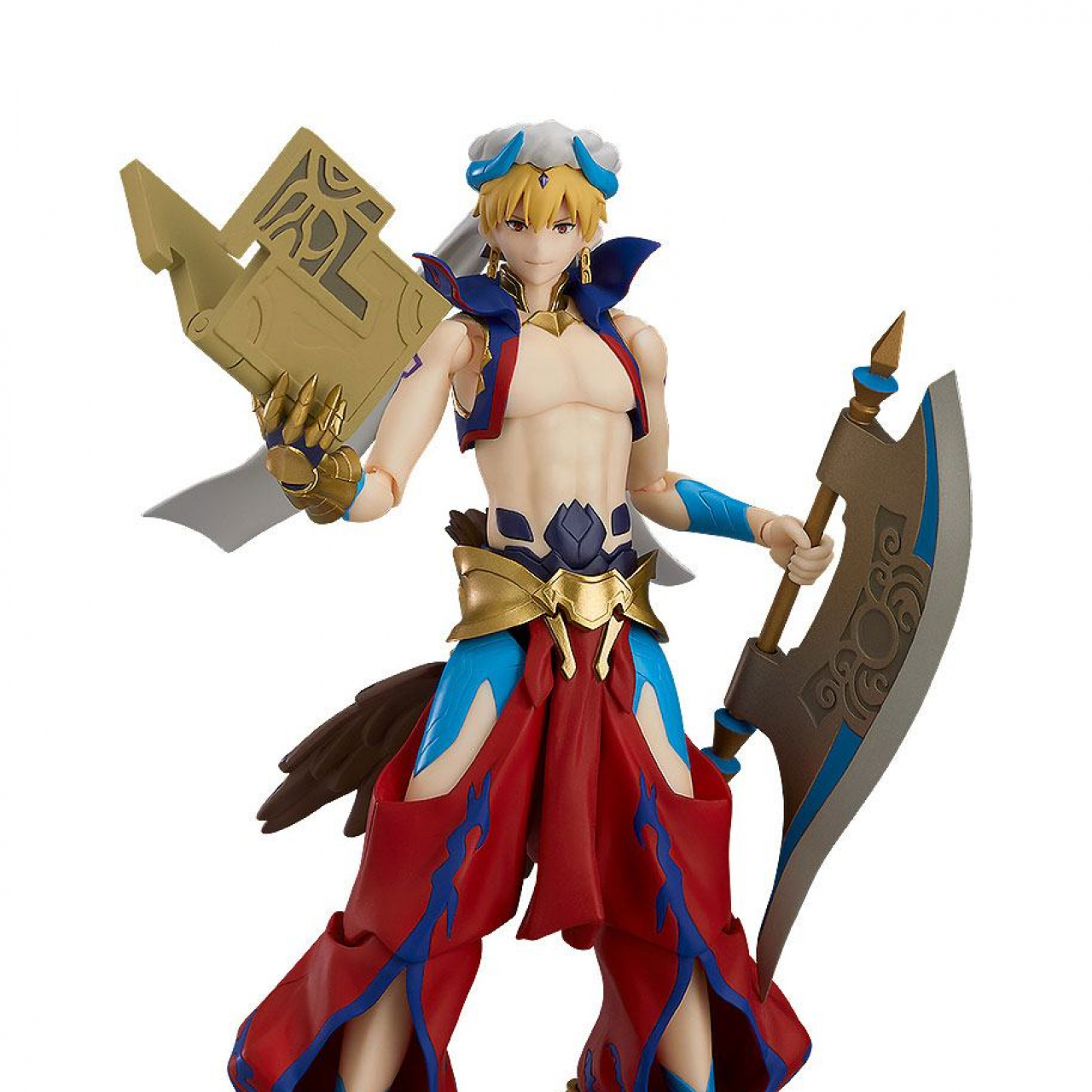 Fate/Grand Order Absolute Demonic Front: Babylonia Figma Action Figure Gilgamesh 16 cm