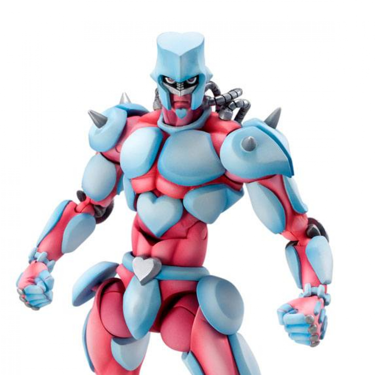 JoJo's Bizarre Adventure Super Action Action Figure Chozokado (Crazy Diamond) 16 cm