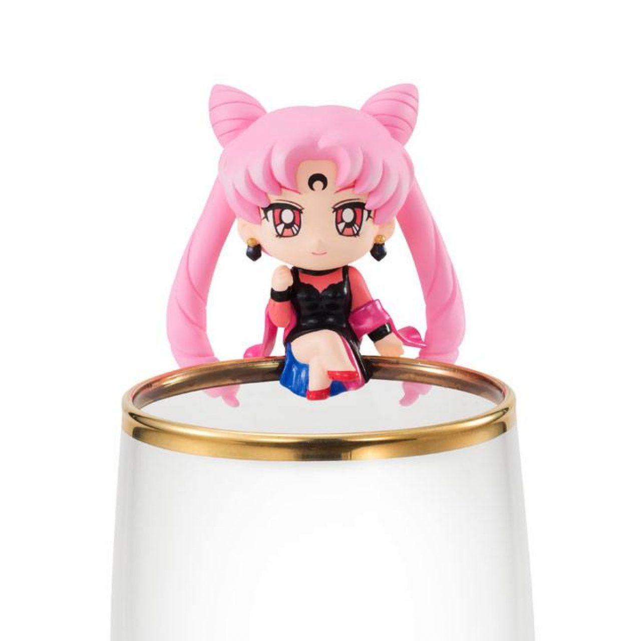 Sailor Moon Ochatomo Series Trading Figure 5 cm Night & Day Assortment (8)