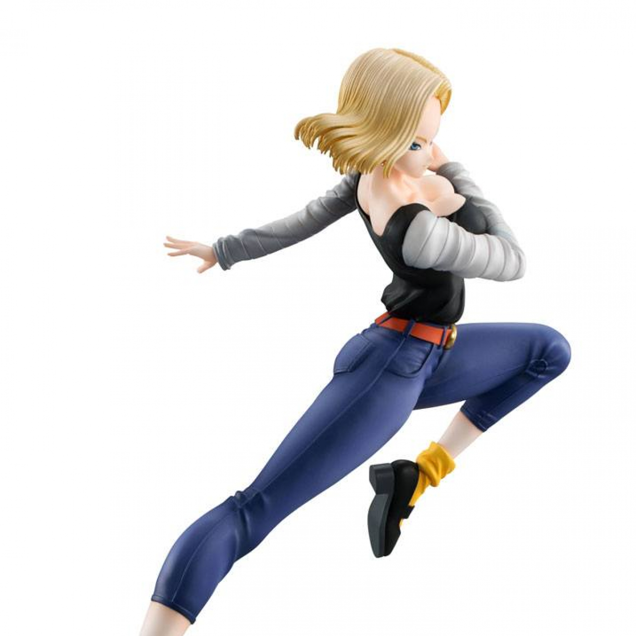 Dragonball Gals PVC Statue Android 18 Ver. IV 20 cm