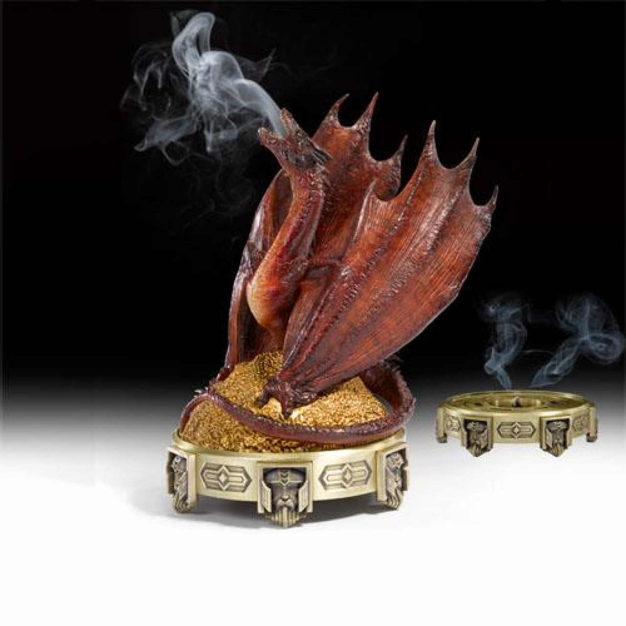 The Hobbit The Desolation of Smaug Incense Burner Smaug 25 cm
