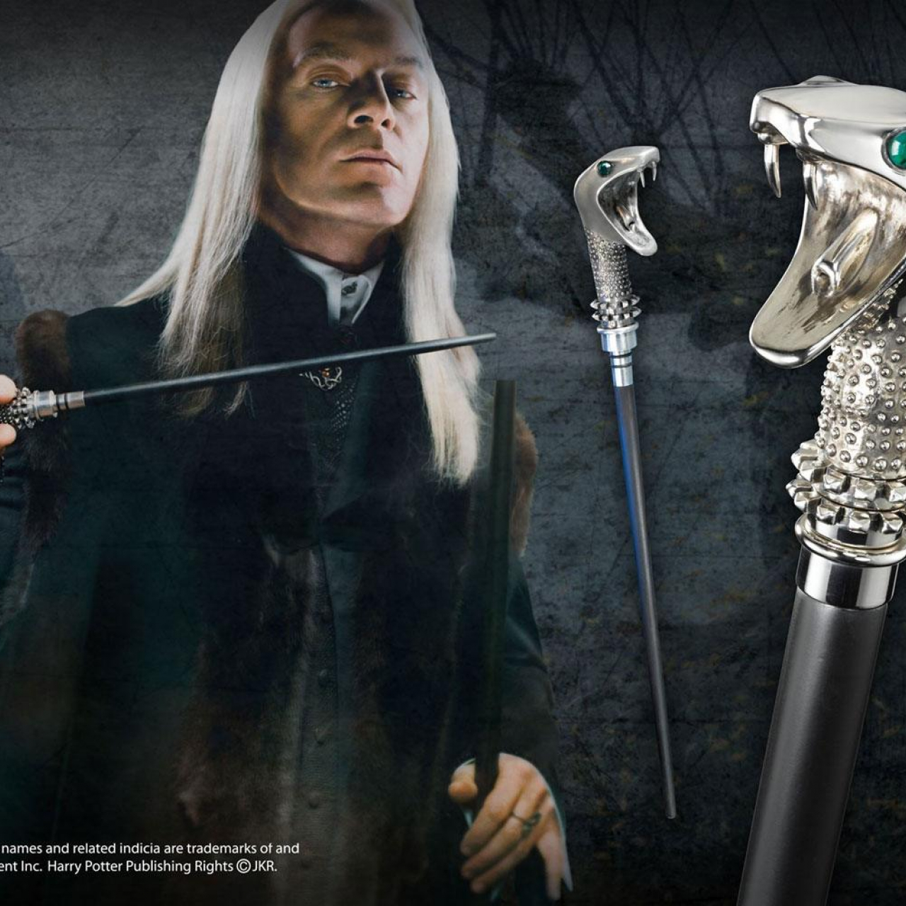 Harry Potter - Lucius Malfoy´s Walking Stick