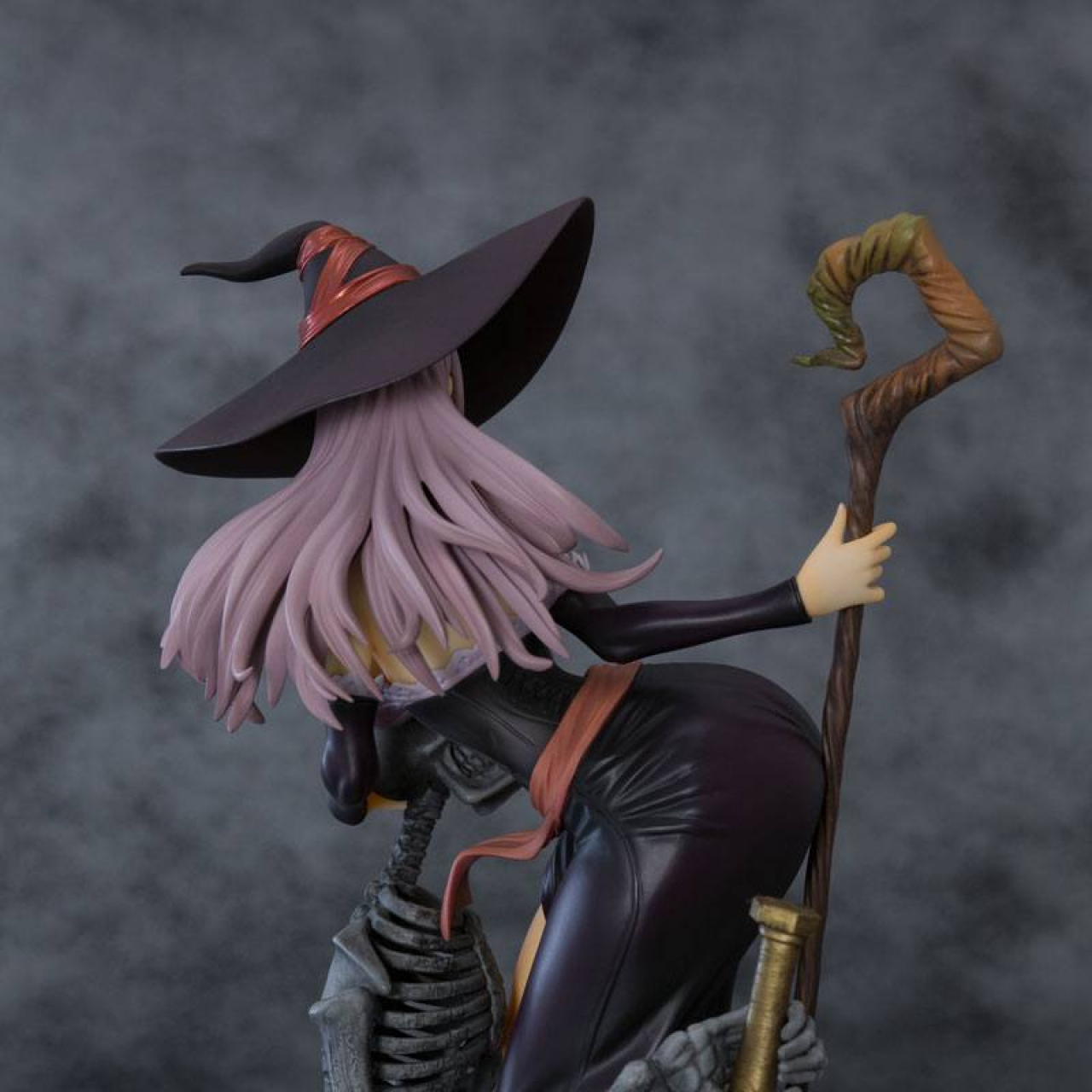 Dragon's Crown PVC Statue 1/7 Sorceress Darkness Crow Ver. 22 cm