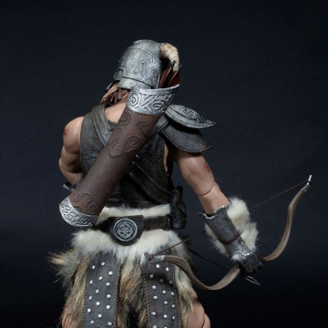 The Elder Scrolls V Skyrim Action Figure 1/6 Dragonborn Deluxe Edition 32 cm