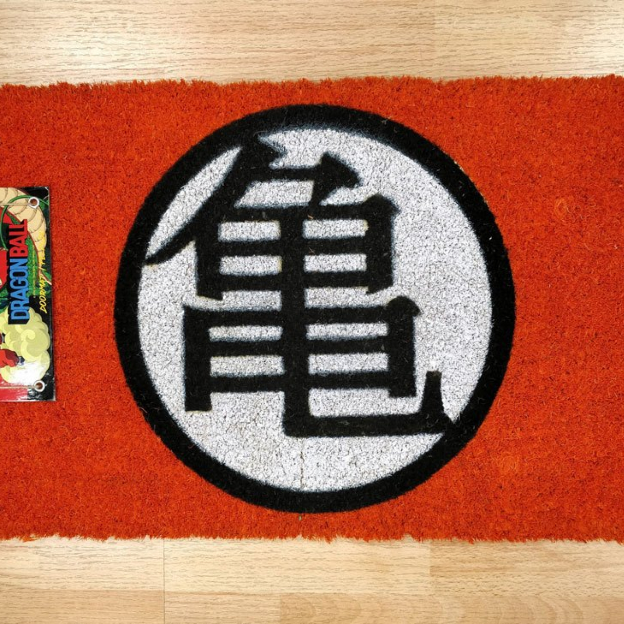 Dragon Ball Doormat Turtle Gym 43 x 72 cm