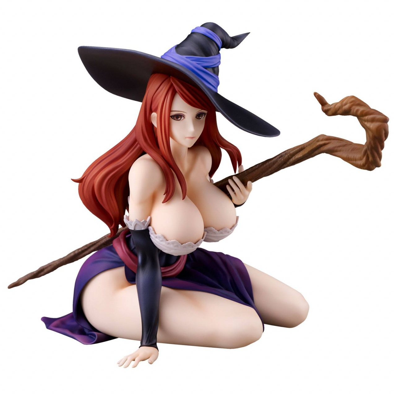 Dragon´s Crown PVC Statue Sorceress 15 cm