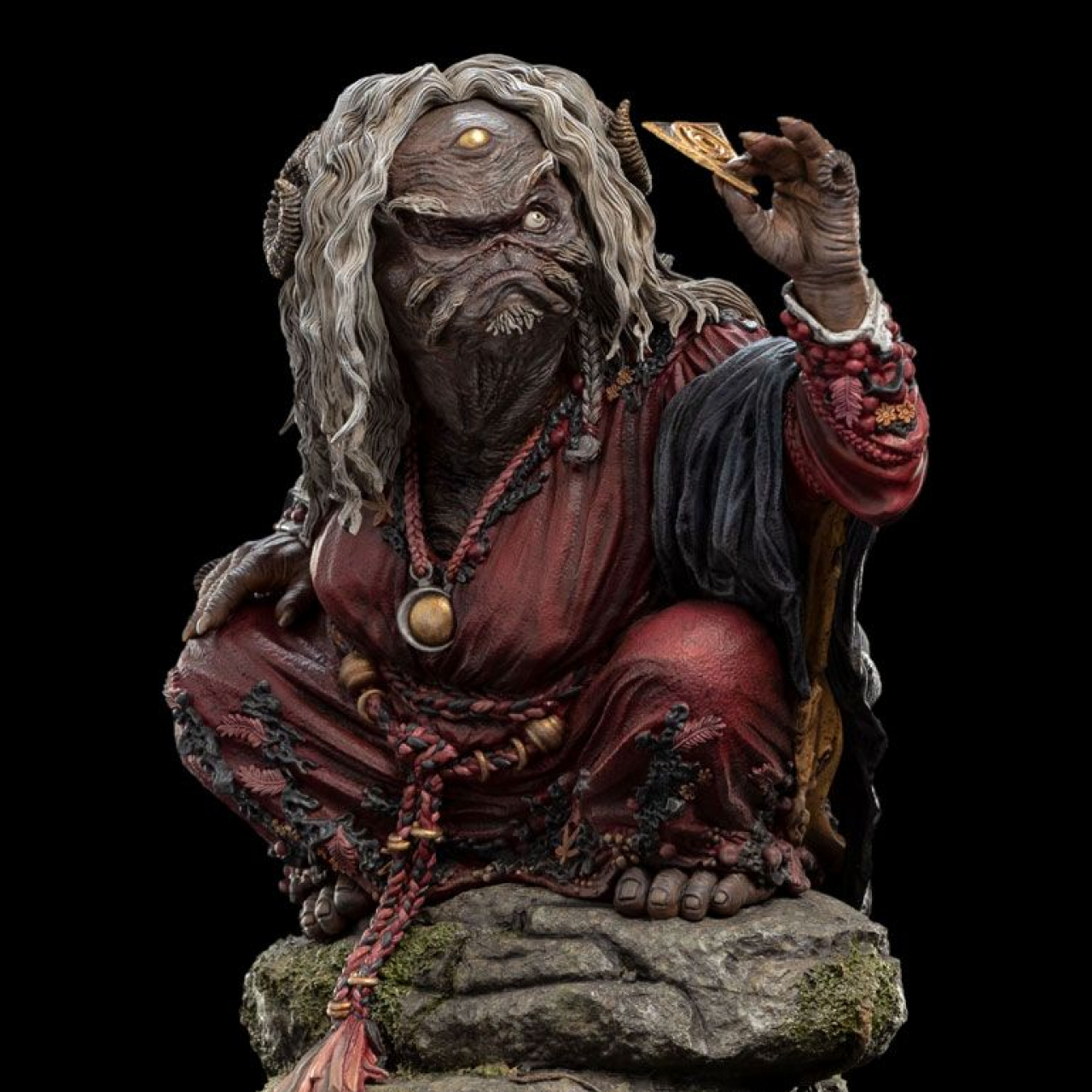 The Dark Crystal: Age of Resistance Statue 1/6 Mother Aughra 22 cm