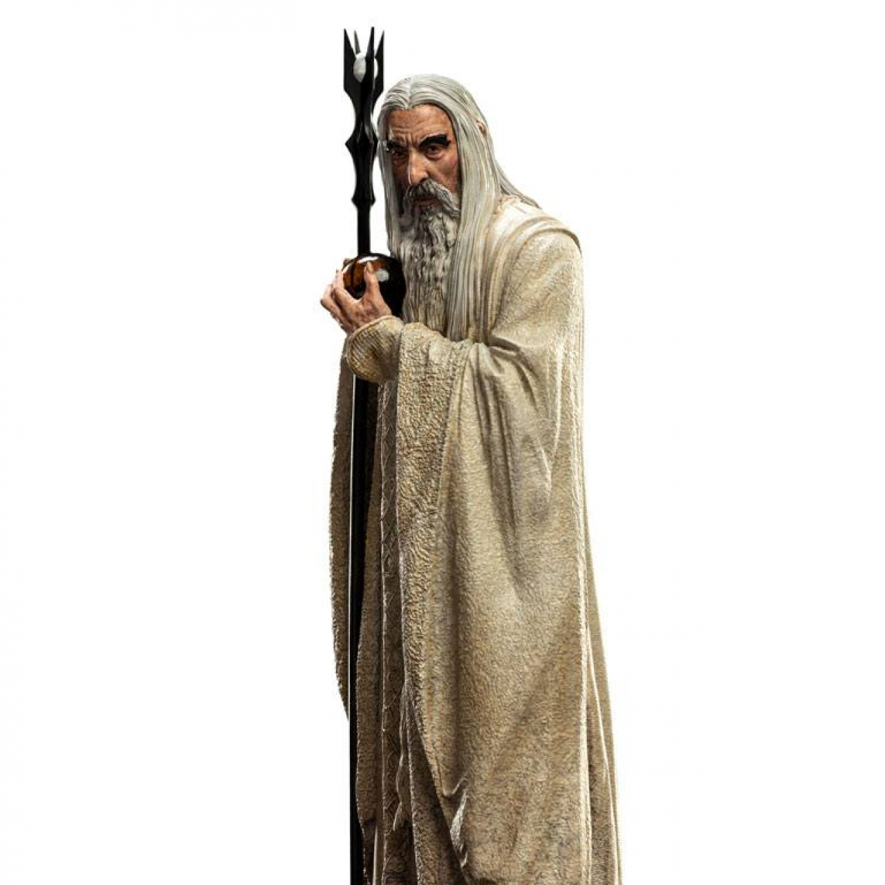 Lord of the Rings Statue Saruman The White 19 cm