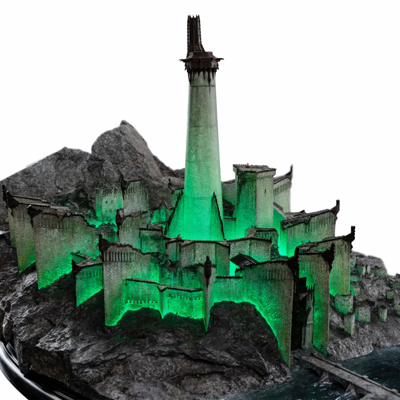 Lord of the Rings The Return of the King Statue Minas Morgul Environment 43 cm