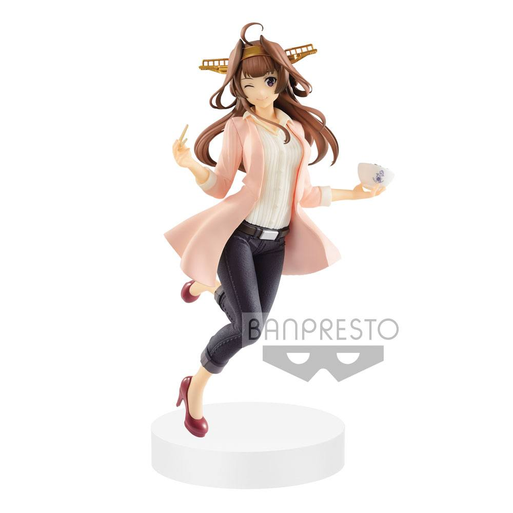 Kantai Collection EXQ PVC Statue Kongou 22 cm