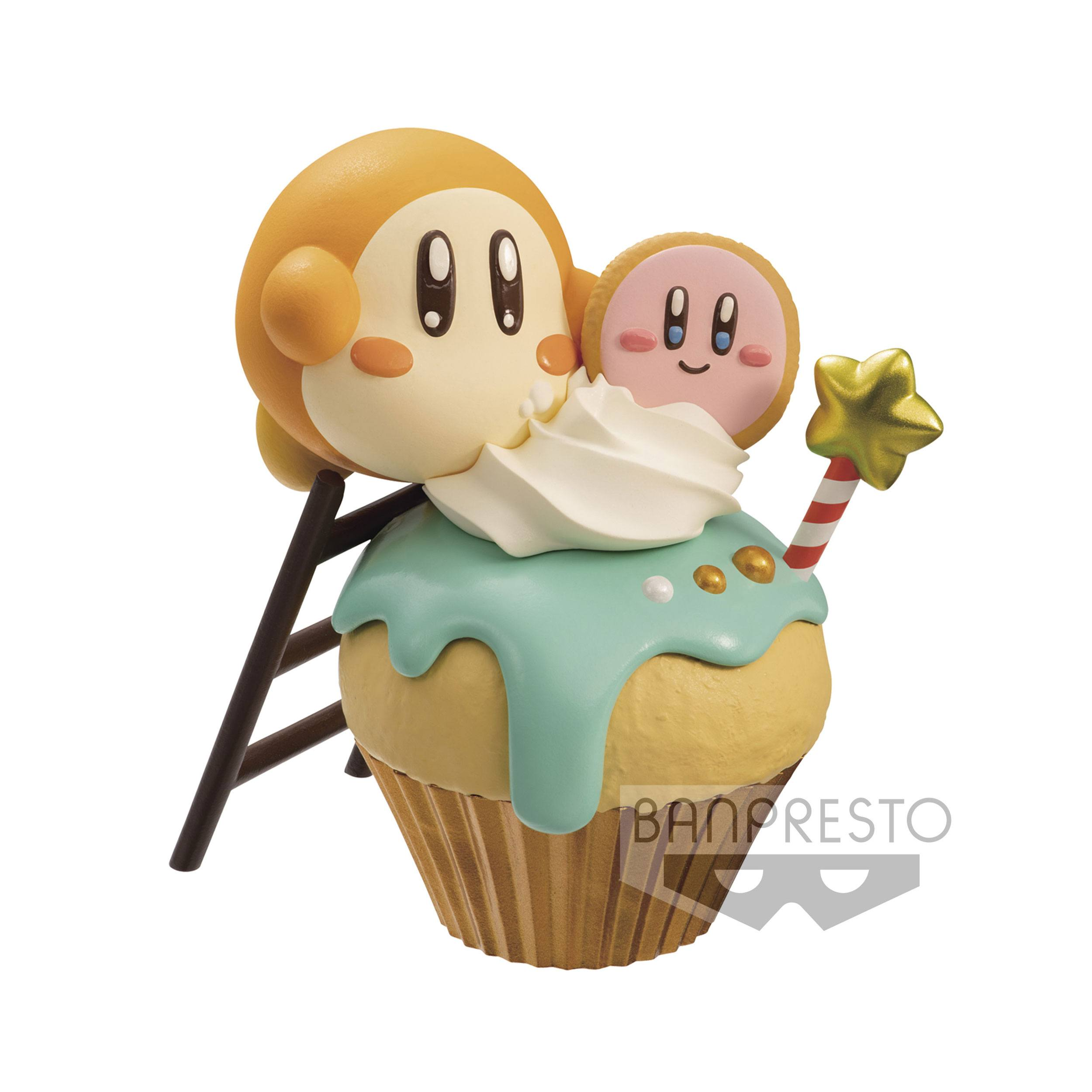 Kirby Paldolce Collection Mini Figure B: Waddle Dee 8 cm