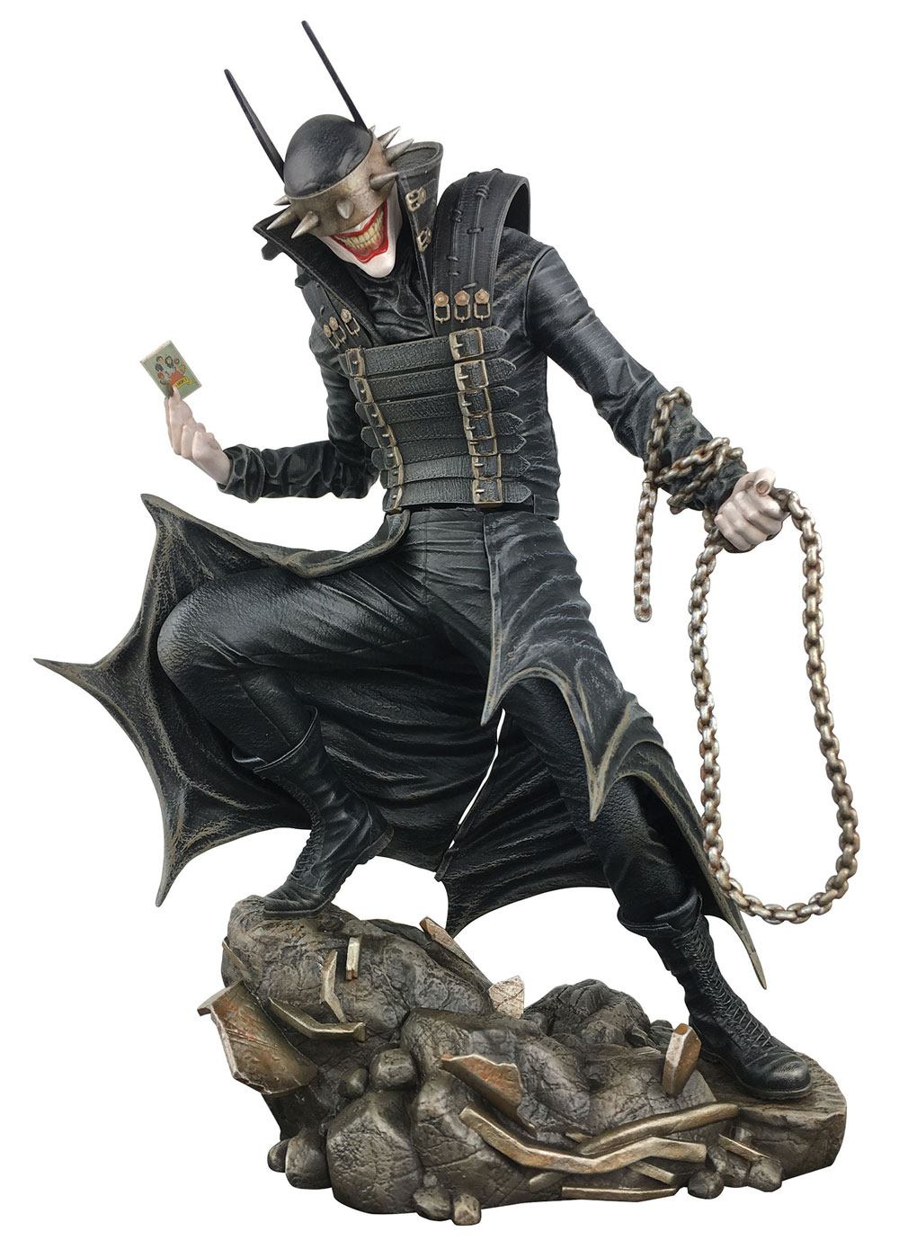 DC Comic Gallery PVC Statue The Batman Who Laughs 23 cm