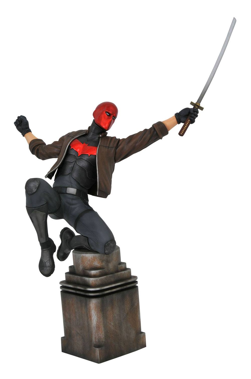 DC Comic Gallery PVC Statue Red Hood 23 cm